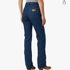 Wrangler 935 slim fit boot cut jeans NWOT 32x34